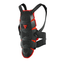 Pro Speed Back Black Red M