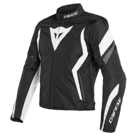 Edge Tex  Jacket Black White