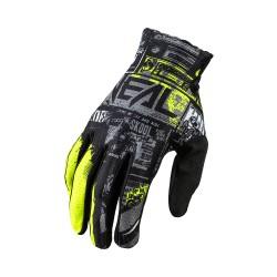 Matrix Glove Ride Black Yellow