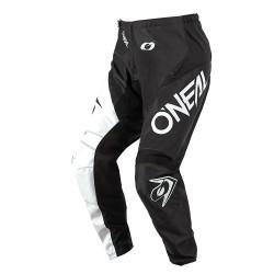 Element Pants Racewear Black -White