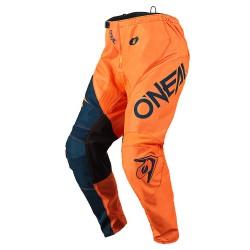 Element Pants Racewear Orange-Blu