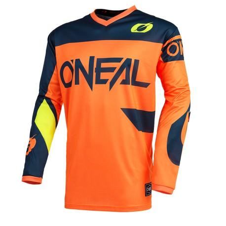 Element Jersey Racewear  Orange Blue