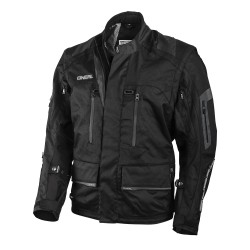 Baja Racing Enduro Jacket Black