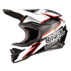3SRS Helmet Voltage Black White