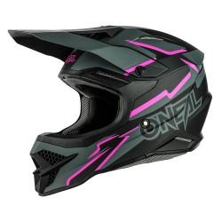 3SRS Helmet Voltage Black Pink