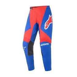 Fluid Speeed Pants Blue Red