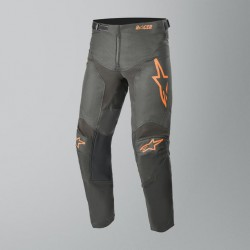 Youth Racer Compass Pants Antracite Orange