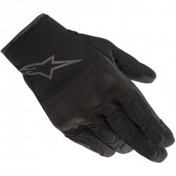 S Max Drystar Gloves Black Antracite