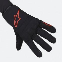 S Max Drystar Gloves Black Red