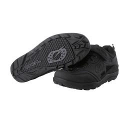 Traverse Flat Shoe Black