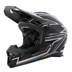 Fury Helmet Rapid Black