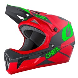 Sonus Helmet Deft Red Gray Green