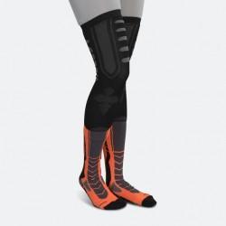 Calza X-Leg Pro Nero-Ara