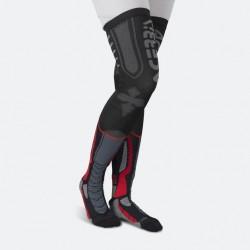 Calza X-Leg Pro Nero-Ros