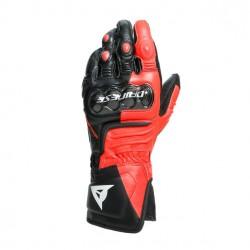 Carbon 3 Long Black Fiuo Red White