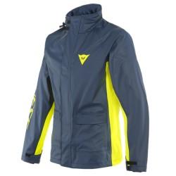 Storm 2 Unisex Jacket Black Iris Fluo Yellow