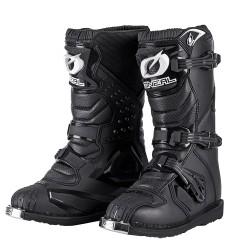 Rider Youth Boot Black