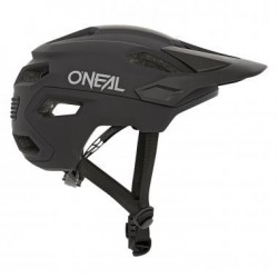 Trailfinder Helmet Solid Black