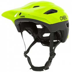 Trailfinder Helmet Split Neon Yellow