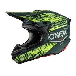Helmet Covert Charcoal-yellow
