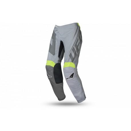 Pantalone Vanadium Grigio Giallo