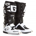 SG-12 Boots Off Road Black White