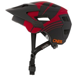 Defender Helmet Nova Red orange