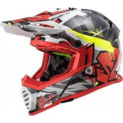 MX437 Evo Crusher Black Red