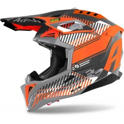 Aviator 3 Wave Orange Crome