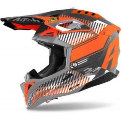 Aviator 3 Wave Orange Crome
