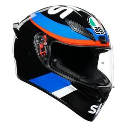 K1 VR46 Sky Racing Team Black-Red