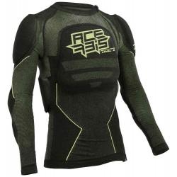X-Fit Future Lev 2 Body Armour Nero Giallo
