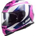 FF800 Storm Techy Gloss White Pink
