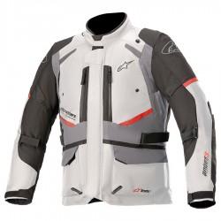 Andes V3 Drystar Jacket Ice Grey Dark Grey