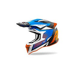 Strycker Axe Orange-Blue-Matt