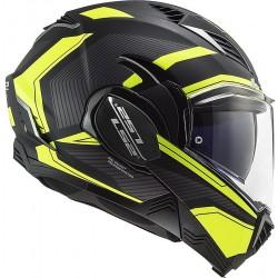FF900 Valiant 2 Revo Black Yellow