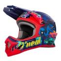 1SRS Youth Helmet Rex Multi