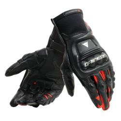 Steel Pro In Black Fluo Red