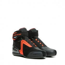Dinamica Air Shoes Black Red