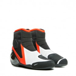 Dinamica Air Shoes Black-Red Fluo-White