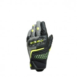 Carbon 3 Short Black Charcoal Gray Fluo Yellow