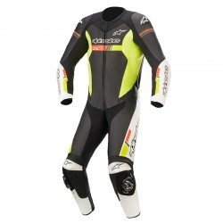 GP Force Chaser Black White Red FL Yellow