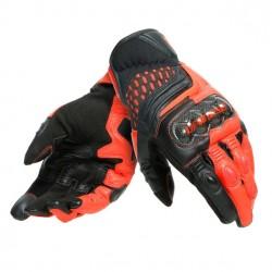 Carbon 3 Short Black Fluo Red