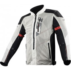 Alba Man Jacket Light Gray Black