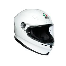 K6 Solid White