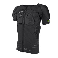 STV Short Sleeve Protector Shirt Black