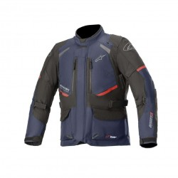 Andes V3 Drystar Jacket Dark Blue Black