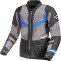Aerocon Jacket black dark grey blue