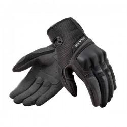 volcano gloves lady
