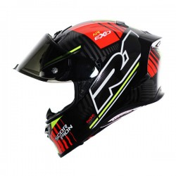 EXO-R1 Air Victory Nero argento Rosso
